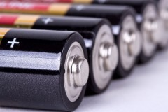 dry cell batteries