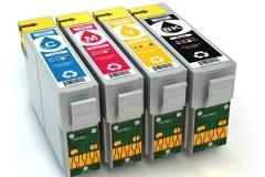 ink cartridges for an inkjet printer