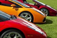 Expensive European Sports Cars