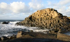 giants causeway antrim northern island