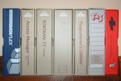 Vintage Software Packages